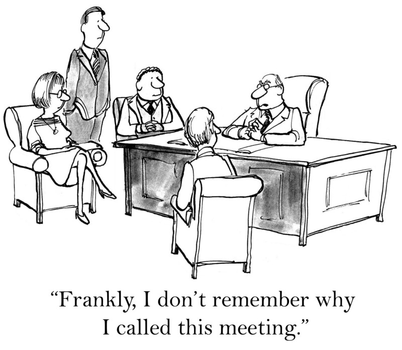 Bankruptcy trustee meeting